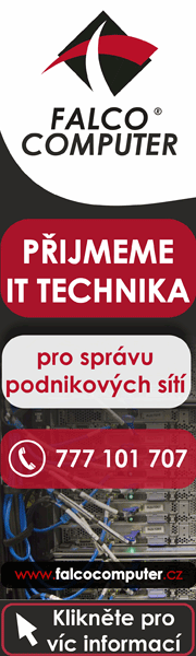 Falco computer: Přijmeme IT TECHNIKA